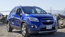 Chevrolet Tracker Chega No Primeiro Semestre De 2013 High Resolution Wallpaper Free