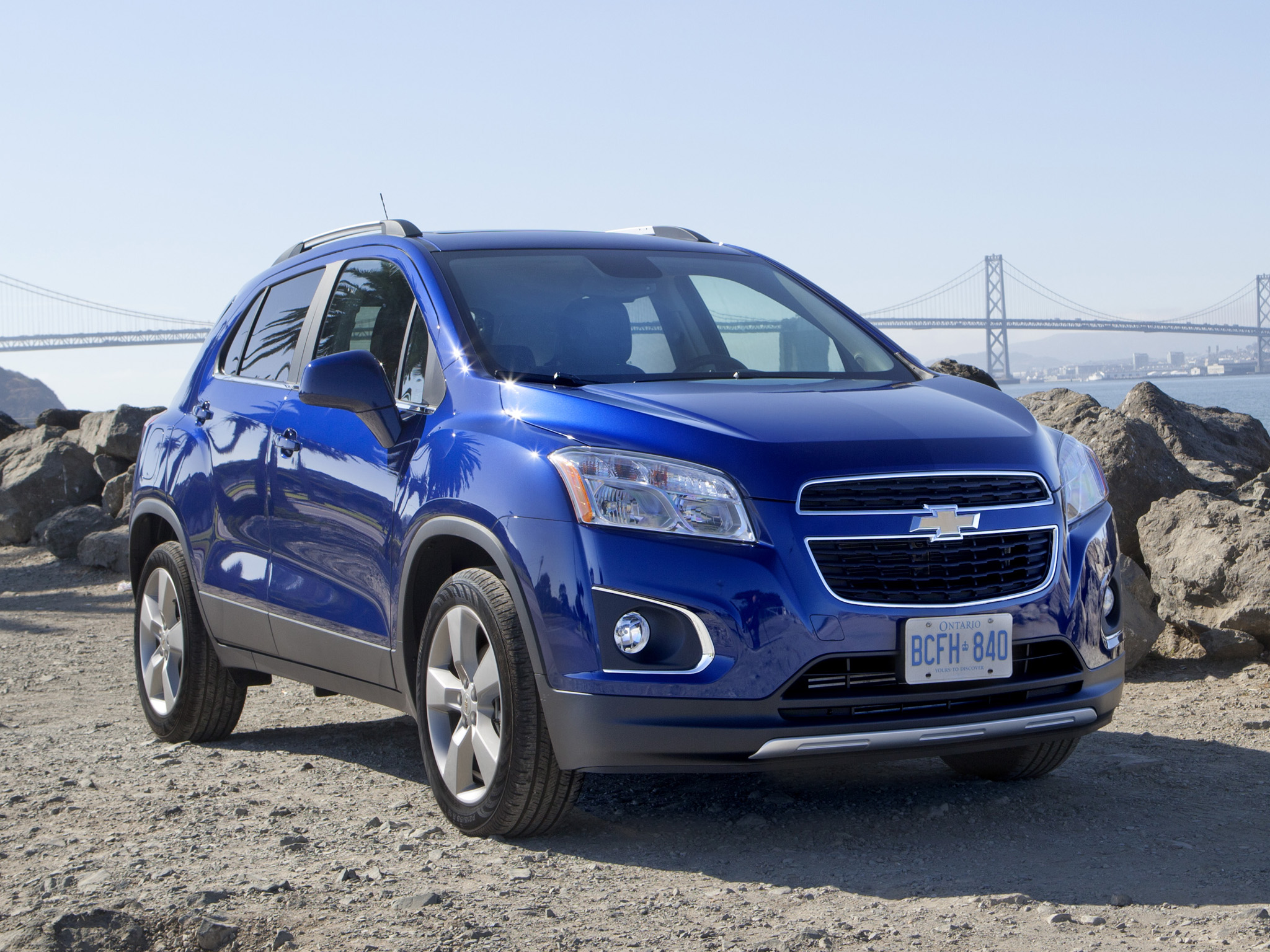 Chevrolet Tracker Chega No Primeiro Semestre De 2013 High Resolution Wallpaper Free Wallpaper