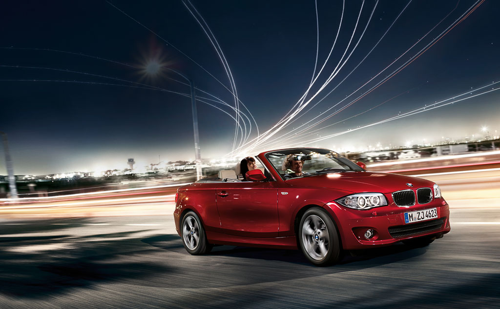 Background BMW 1 Series Convertible Wallpaper For Android