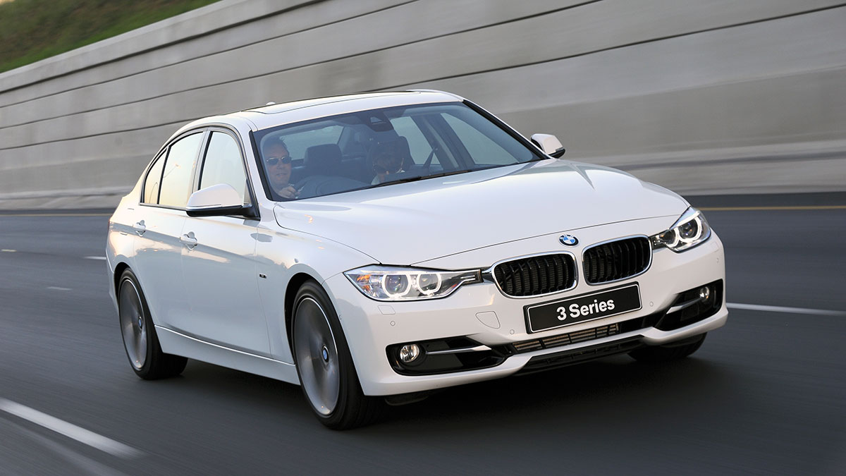 BMW Introduces New Entry Level 316i Wallpaper Backgrounds