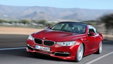 BMW 4er Grancoupe Serie Steht Wallpaper For Ipad