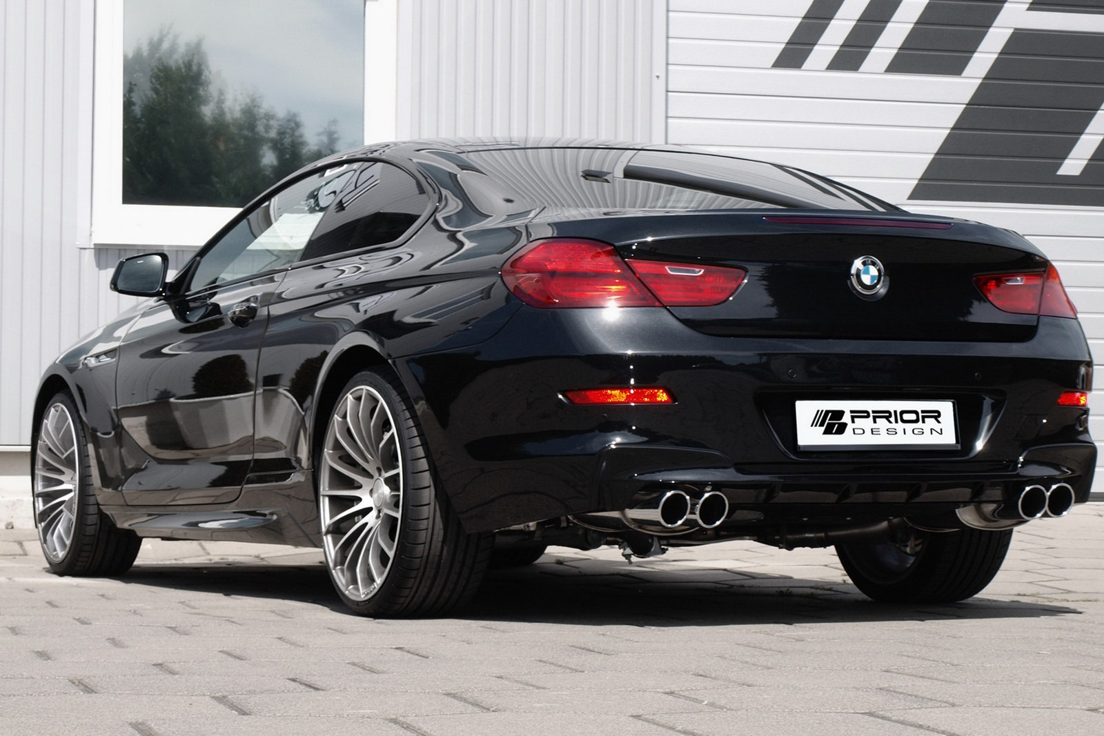 BMW 6 Series Tuned By Prior Design Photo Gallery Wallpaper For Android