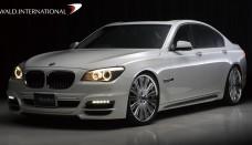BMW 7er Tuner Tuning Styling Zubehor Design Wallpaper Desktop Download