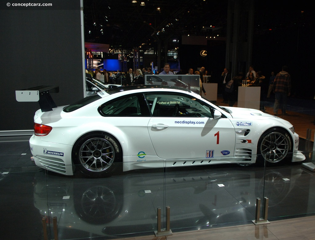 BMW M3 GTR DV 08 NY 08 Wallpaper For Android