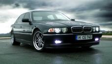 BMW E38 7 Series Desktop Backgrounds