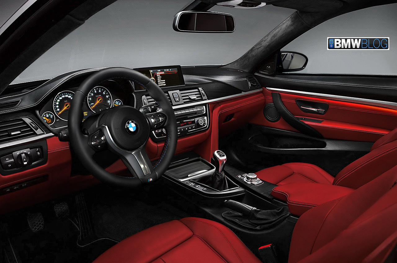 BMW M4 Concept Amazing Renderings Photo Wallpaper For Iphone