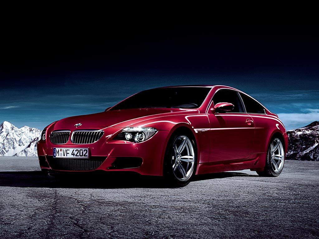 BMW M6 New Car Specifications Desktop Backgrounds