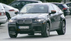 BMW X6 M Spy Photos Wallpaper Desktop Download