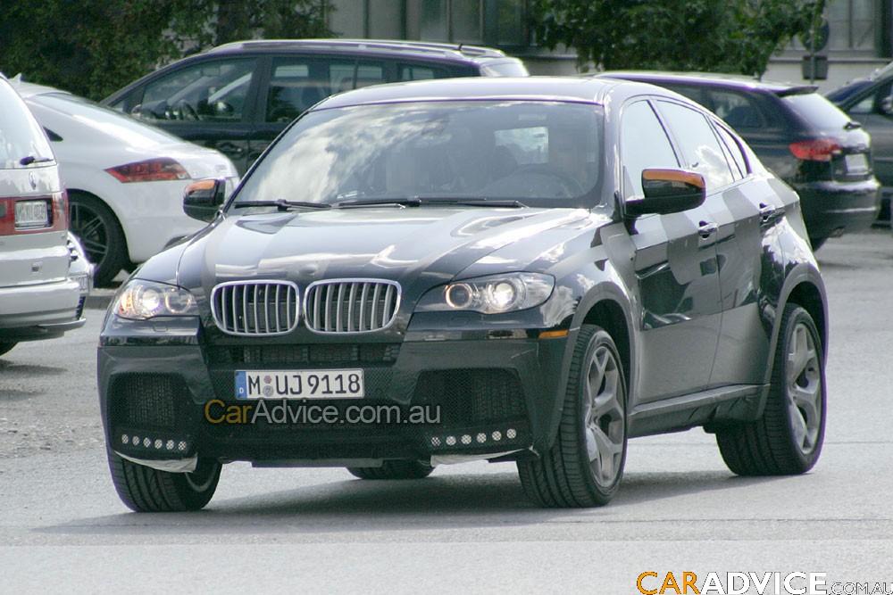 BMW X6 M Spy Photos Wallpaper Desktop Download