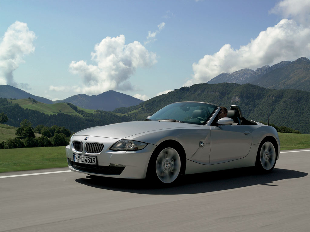 BMW Z4 Car Specifications Wallpaper For Iphone