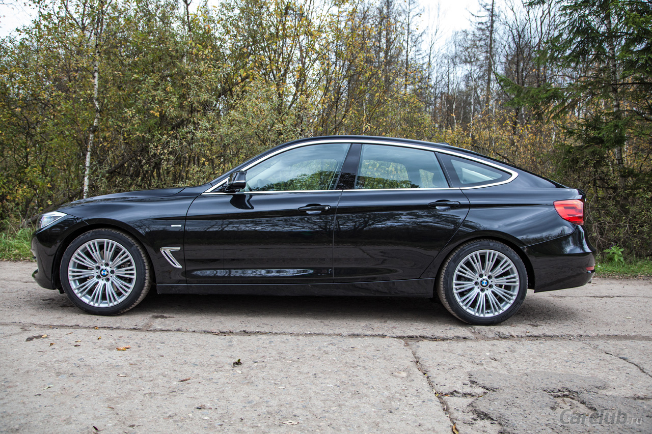 BMW 3 Series GT 2014 Wallpaper Gallery Free