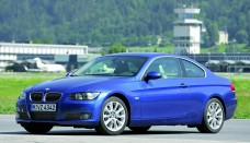 BMW 335i Coupe Blue Wallpaper Desktop Backgrounds