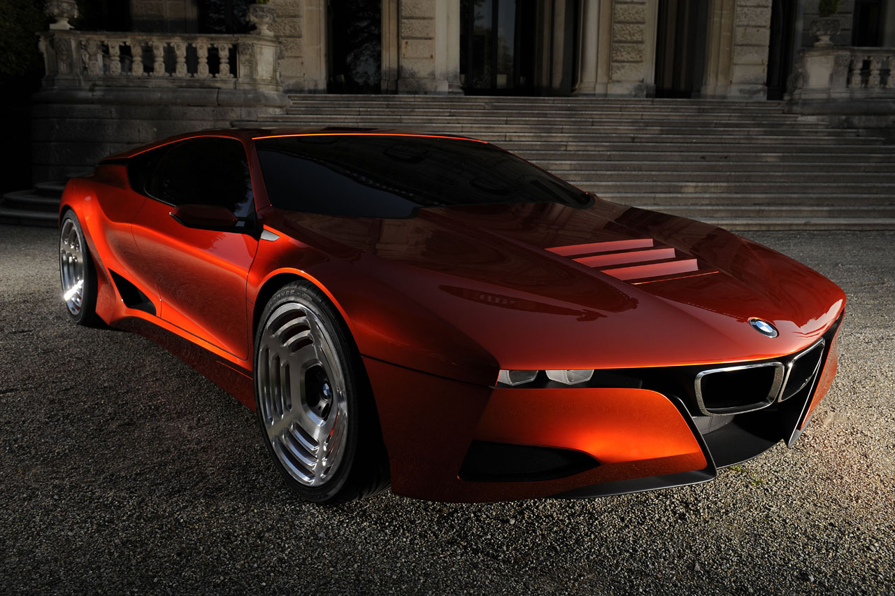 BMW M1 Hommage Revealed Wallpaper For Android