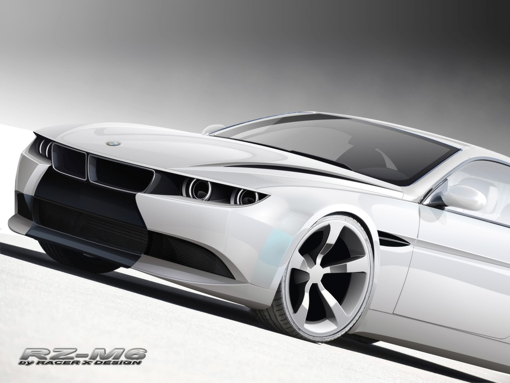 BMW RZ M6 by Racer X Design Wallpapers HD
