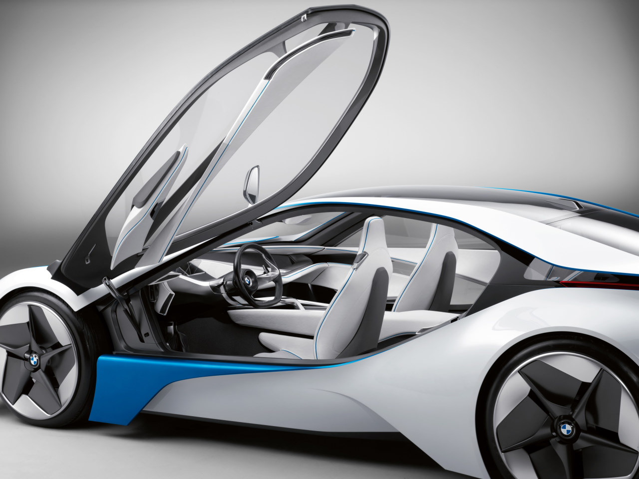 BMW Vision Efficient Dynamics Wallpaper Backgrounds