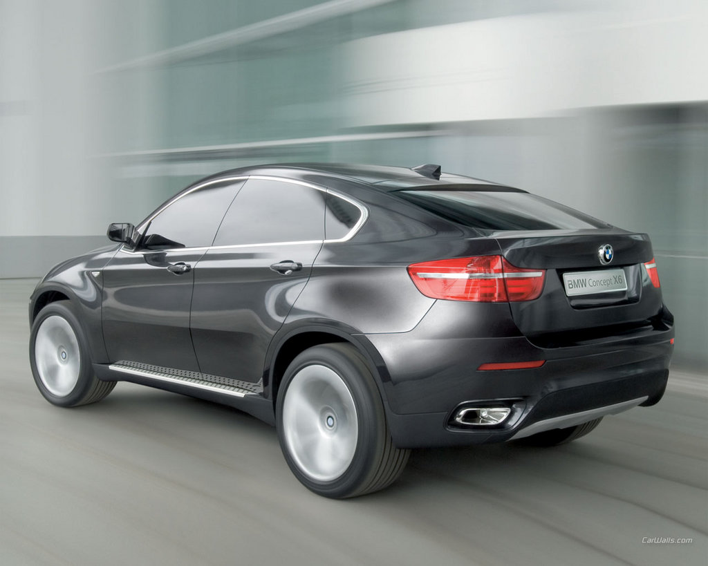 BMW X4 Project Spurred On By Porsche Cajun Wallpaper For Android