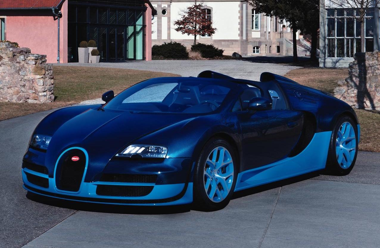 Bugatti Grand Sport Photos Wallpaper HD