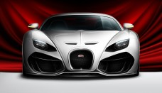Bugatti Venom Concept Volado Design Widescreen Home Automotive Wallpaper For Computer