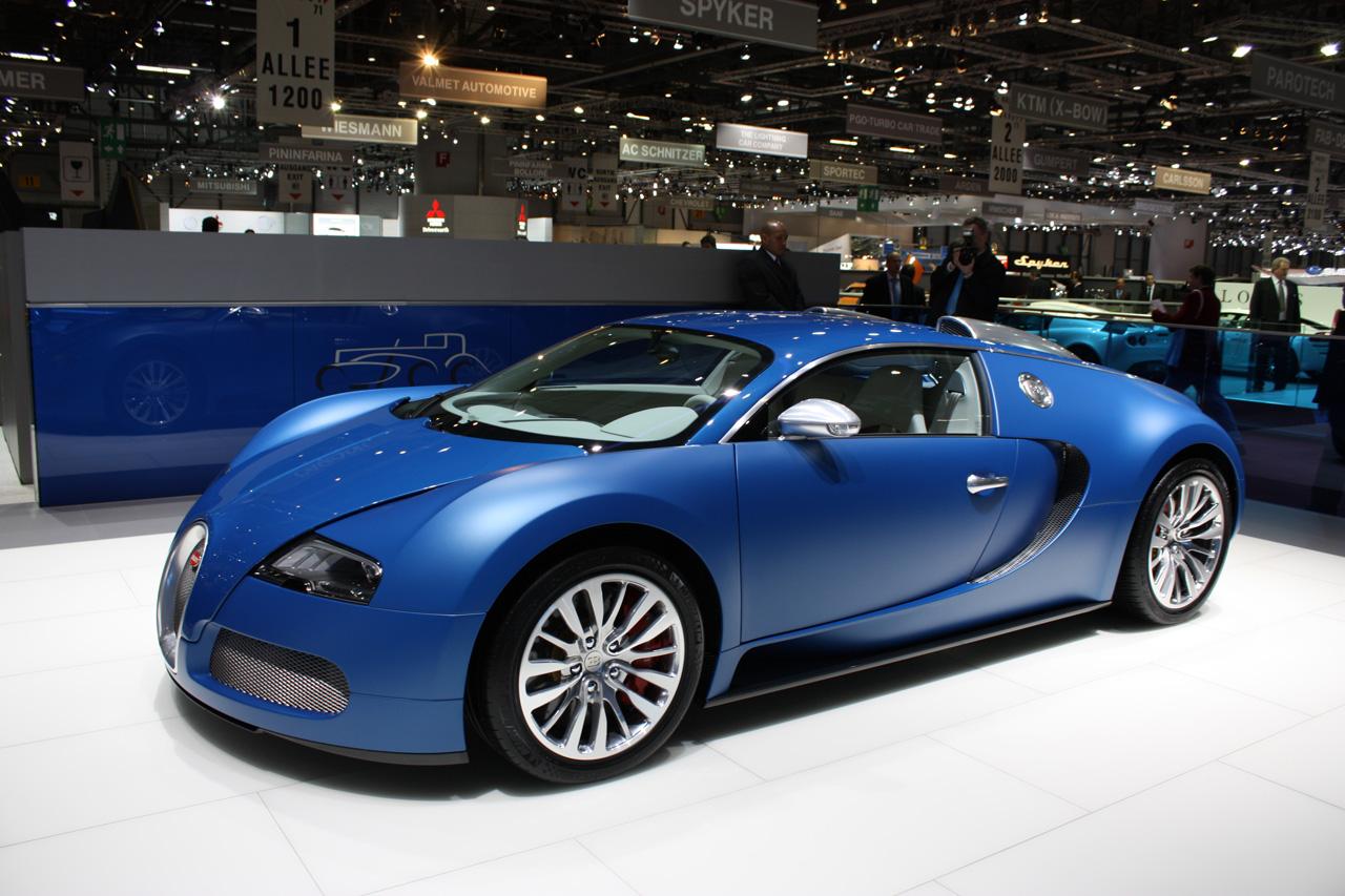 Bugatti Veyron Bleu Centenaire Wallpapers Download