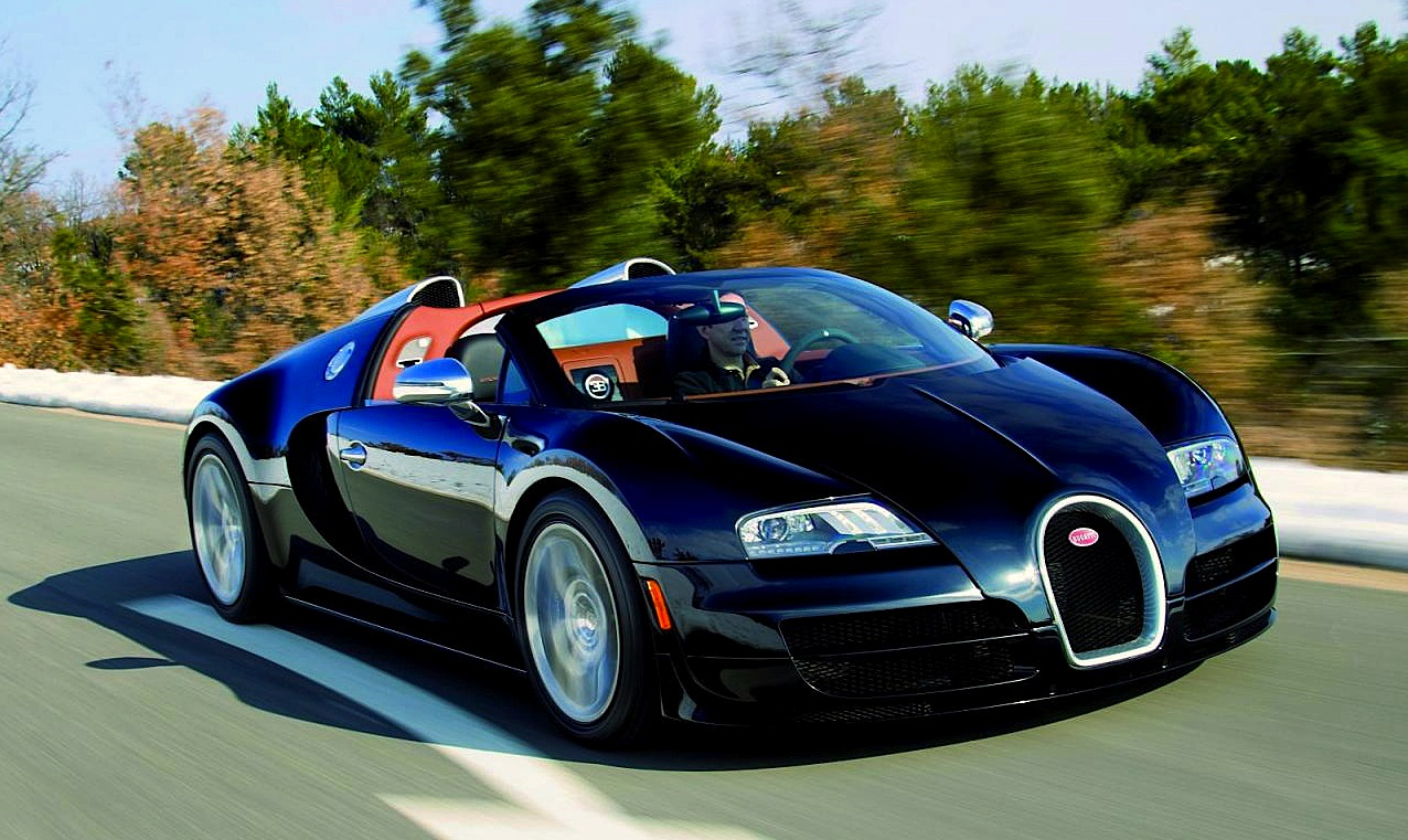 Bugatti Veyron Grand Sport Vitesse Photos Wallpapers Download