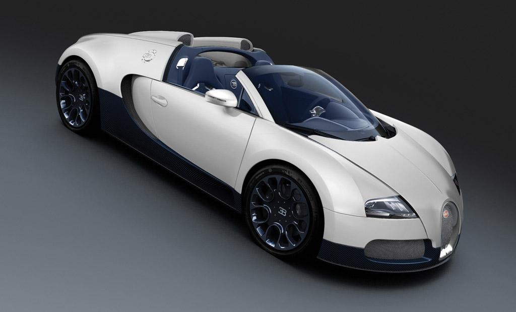 Bugatti Veyron Super Sport Black Carbon And Grand Sport Matte WhiteWallpaper For Computer