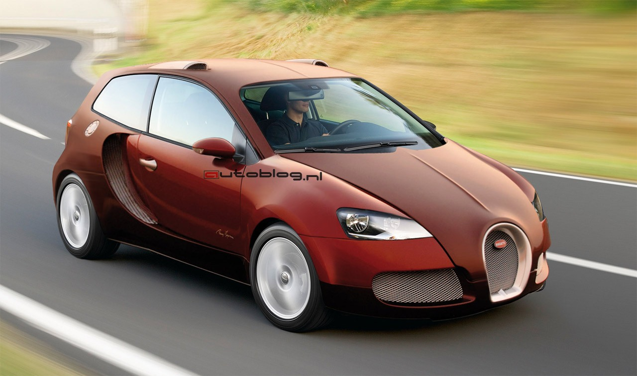 Bugatti Small Fantasia And Bentley Continental Super Mini Wallpapers Download