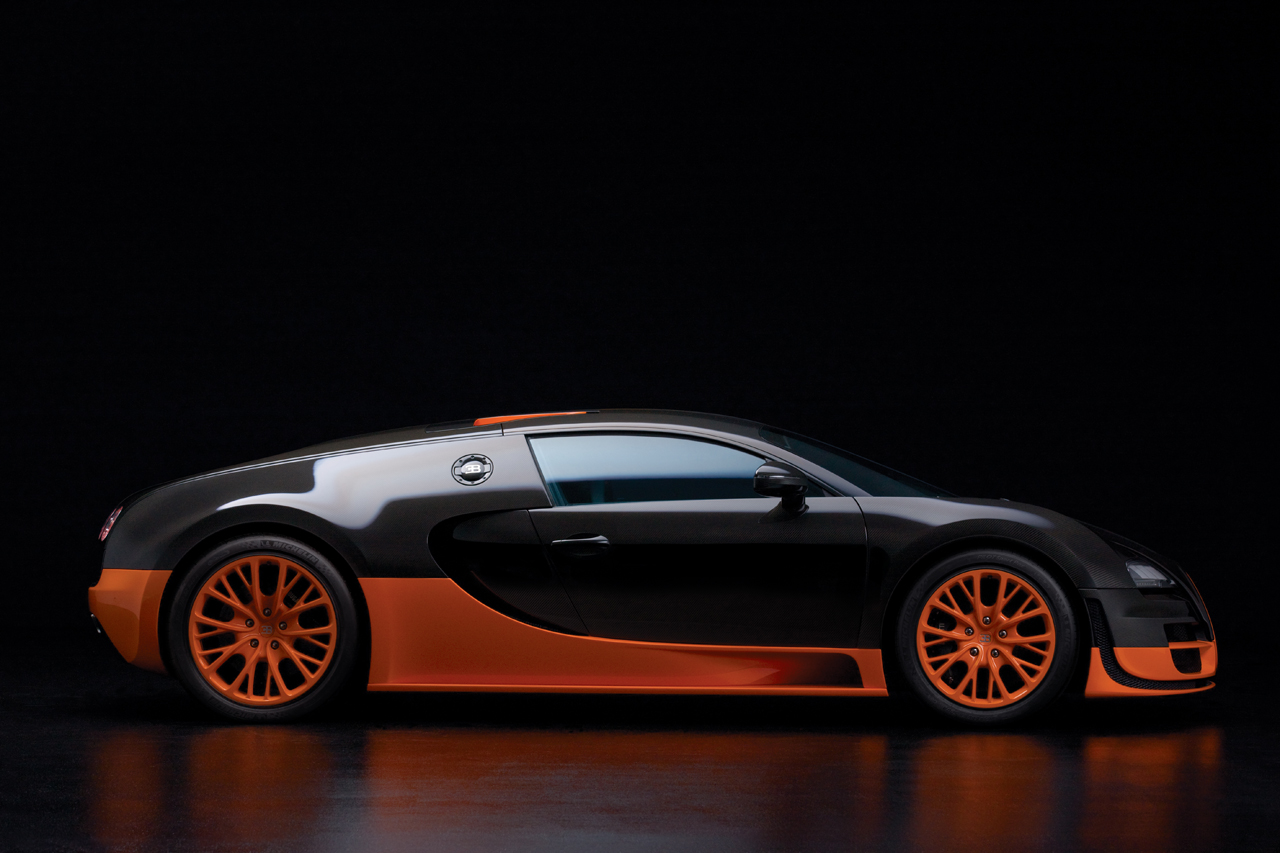 Bugatti Veyron Super Sport Faster Beast Wallpapers Background