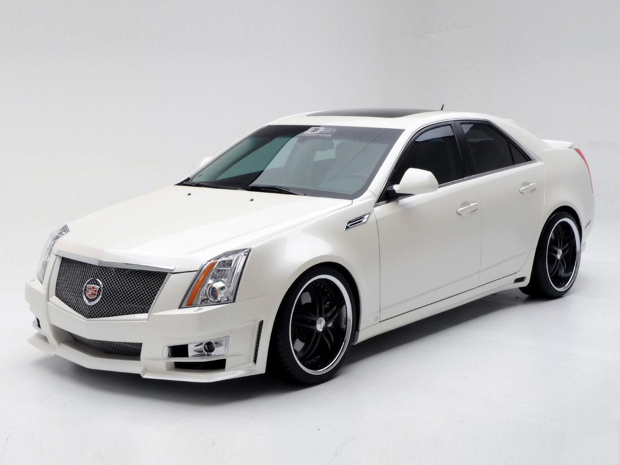 Cadillac Cts Tuning Wallpapers Background
