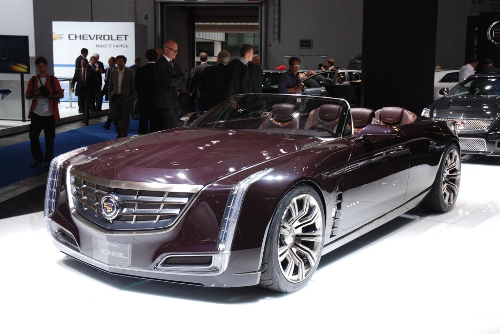 Photo CADILLAC CIEL Concept Wallpaper For Android