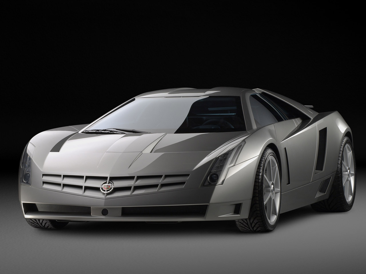 Cadillac Cien Concept Considering Two Seater Halo Sports Car Wallpapers Download