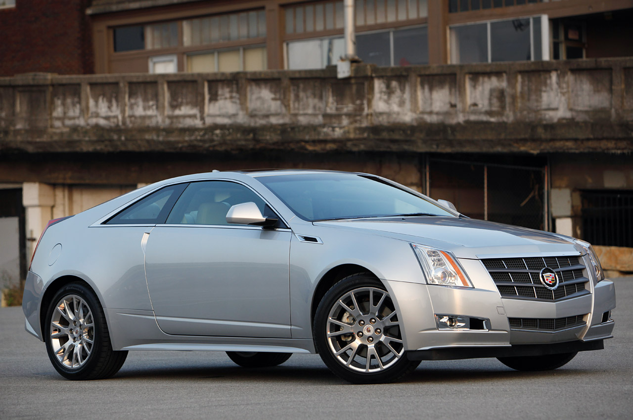 Cadillac CTS Coupe Wallpapers Download Free