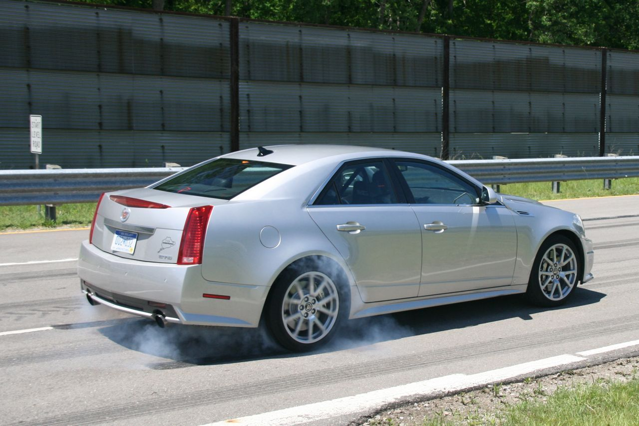 Cadillac CTS V Wallpaper For Iphone