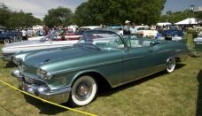 Cadillac Eldorado Biarritz 1958 Greenwich Concours Wallpapers Desktop Download