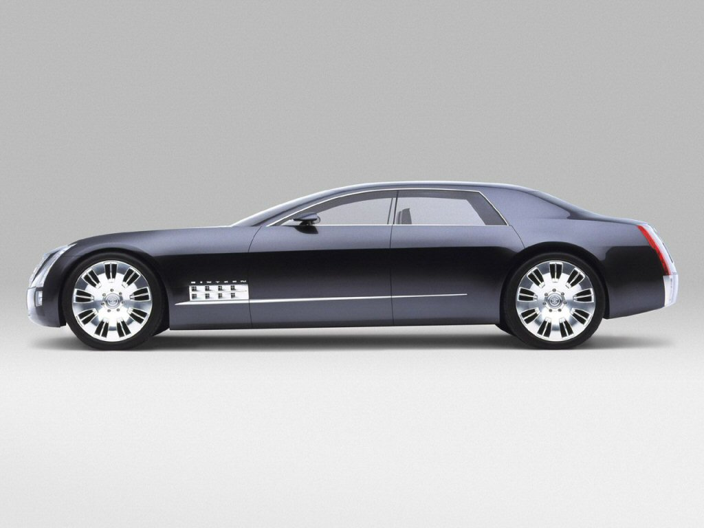 Cadillac Sixteen Was Produced Concept Wallpaper For Android