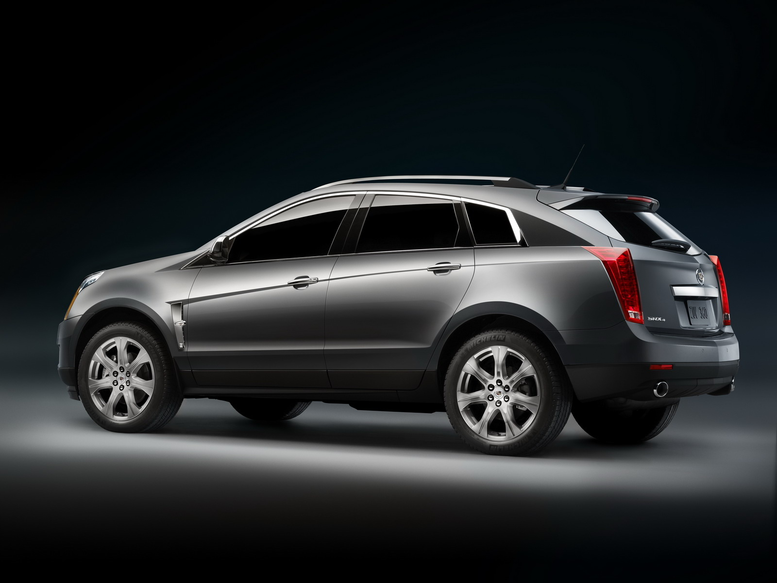 Cadillac SRX 2010 Wallpapers HD