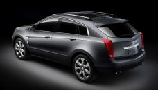 Cadillac SRX Considers SUV to Compete Against BMW X3 Desktop Background