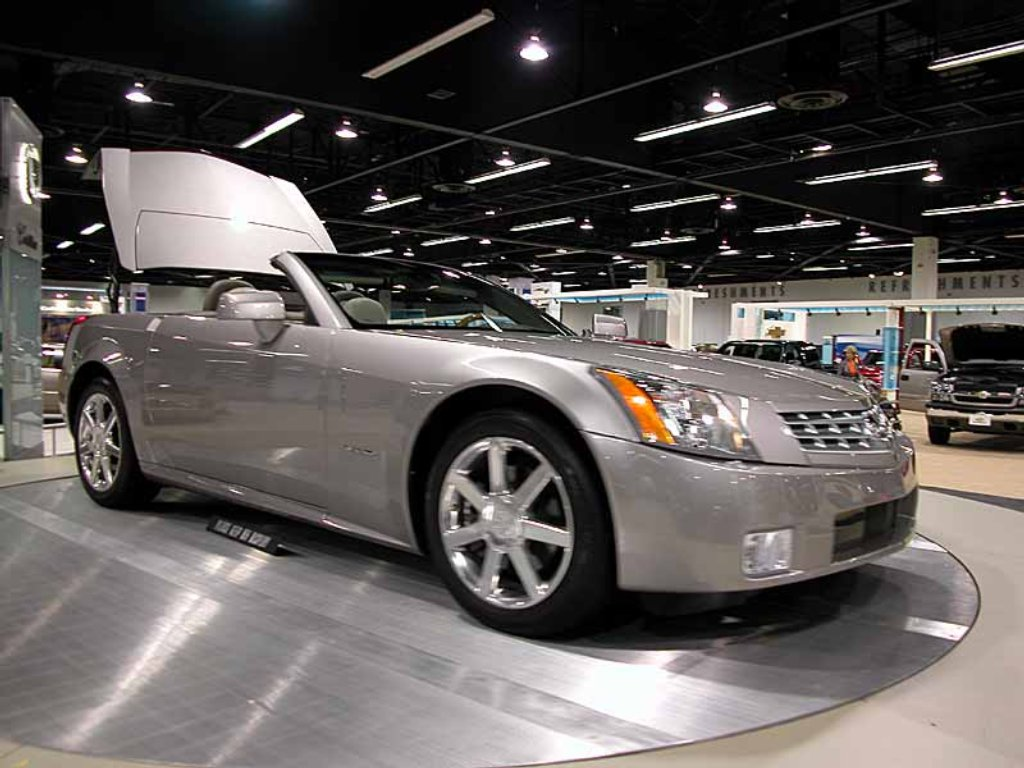 Cadillac XLR Wallpapers Background Download