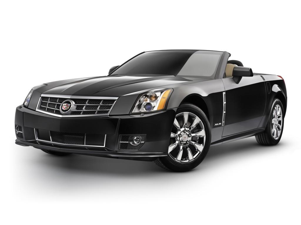 Cadillac XLR  Iinstead Of The Pushrod Motors Of Corvette Wallpaper For Iphone