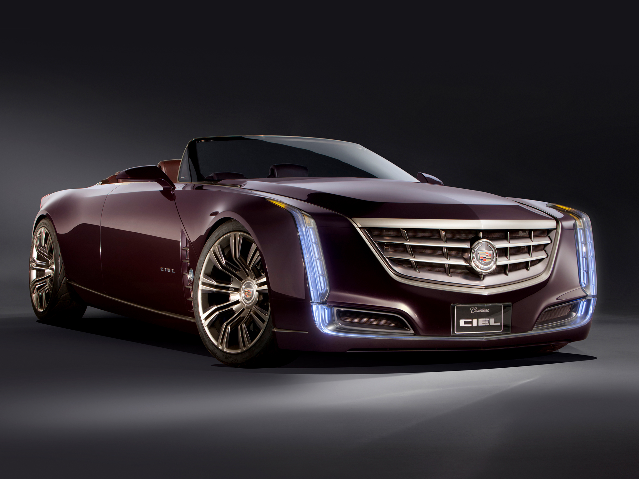 Cadillac Ciel Concept Wallpaper For Desktop