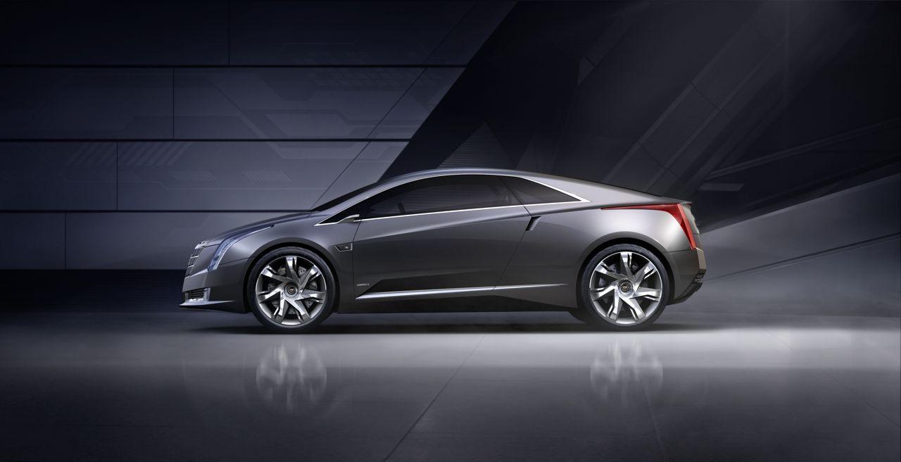 Cadillac Converj Concept GM Has Unveiled A New Wallpaper Desktop Download