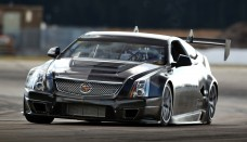 Cadillac CTS V Coupe Race Car Hits the Track for the First Time Wallpapers Download