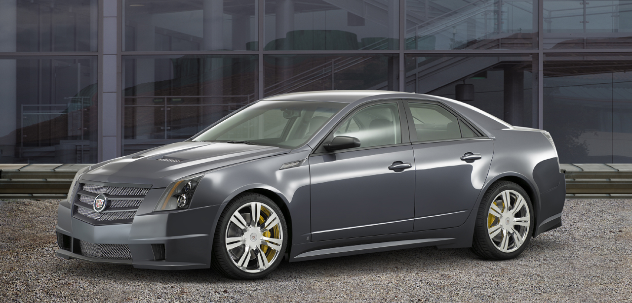 Cadillac CTS Sport Concept Wallpaper For Computer