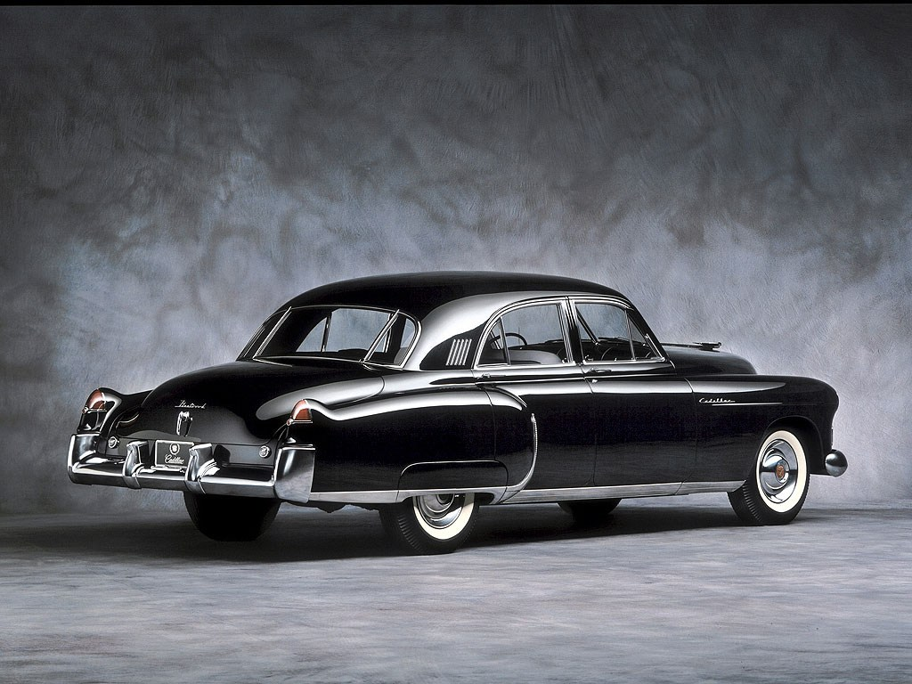 Cadillac Sixty Special 1948 Wallpaper For Desktop