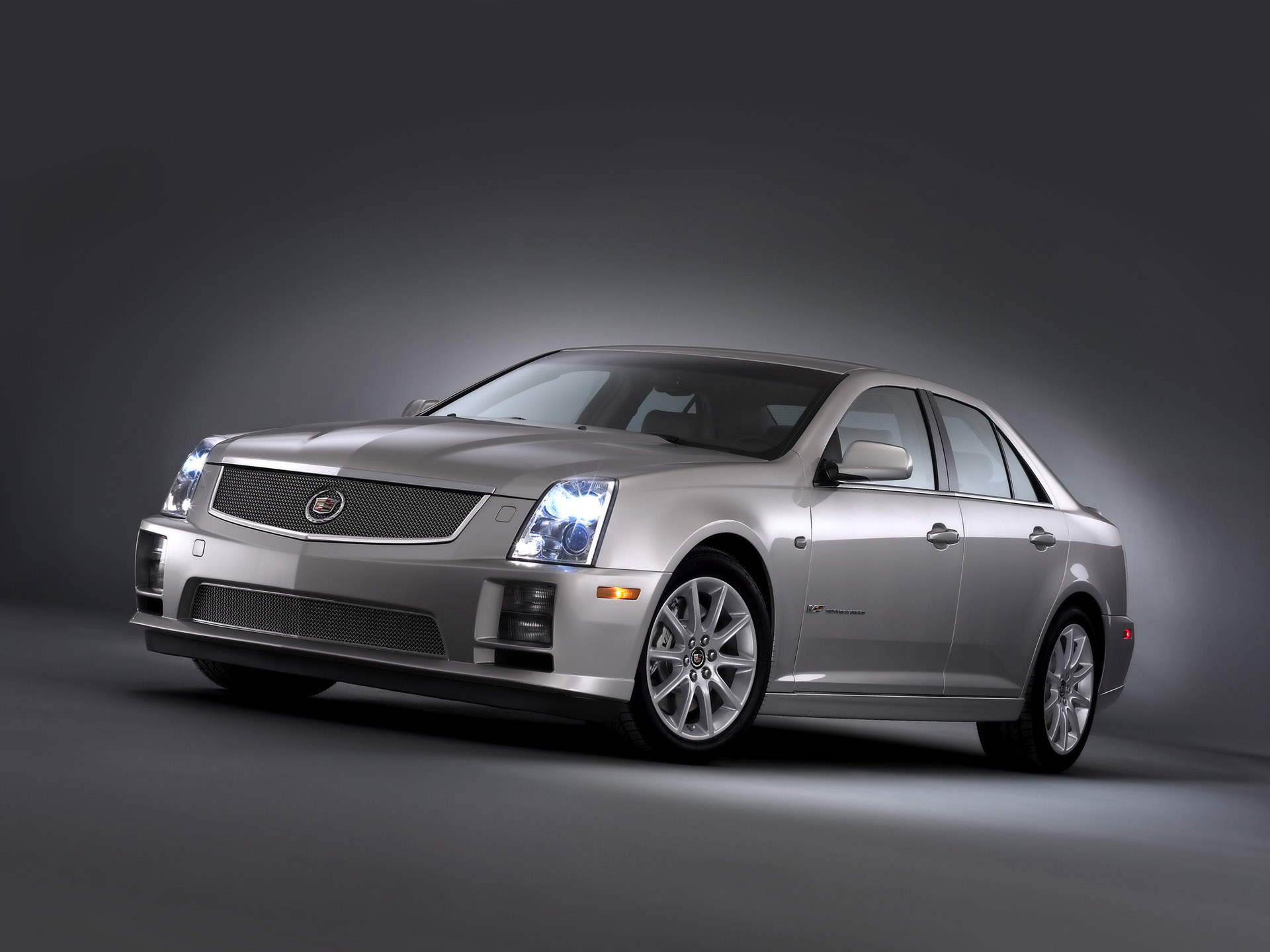 Cadillac STS-V Wallpaper del Desktop Background