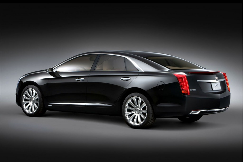 Cadillac XTS Platinum Concept Previews Wallpaper For Android