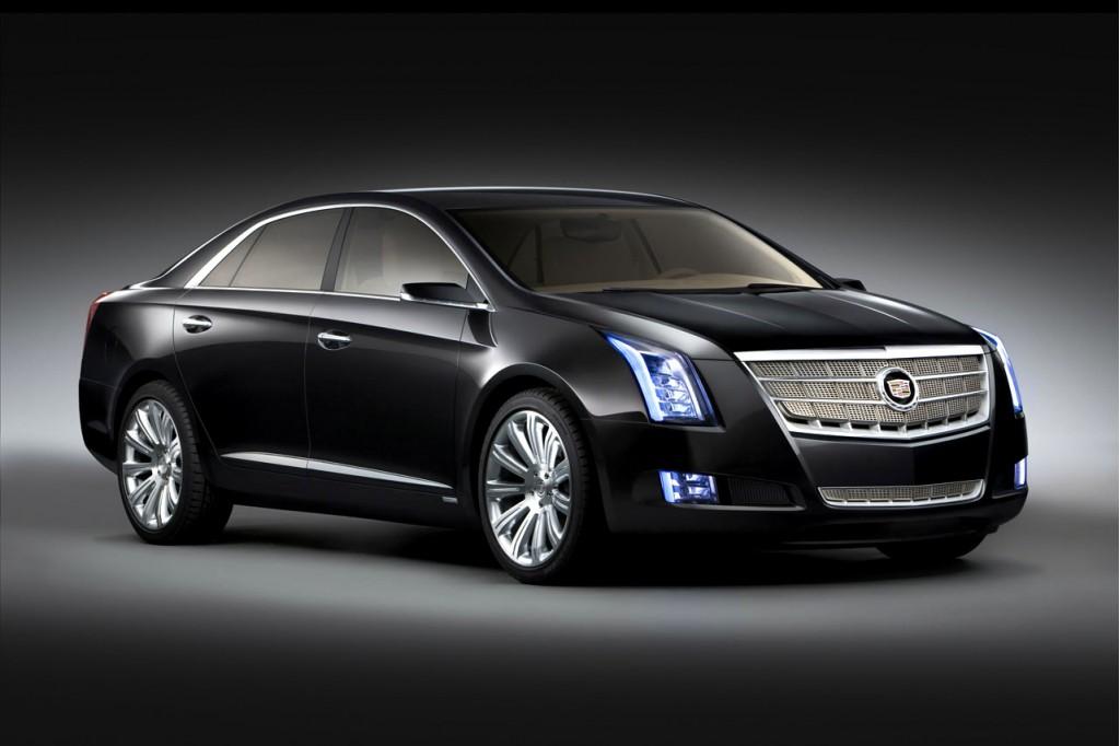 Cadillac XTS Platinum Concept Previews Detroit Wallpapers Download Wallpaper