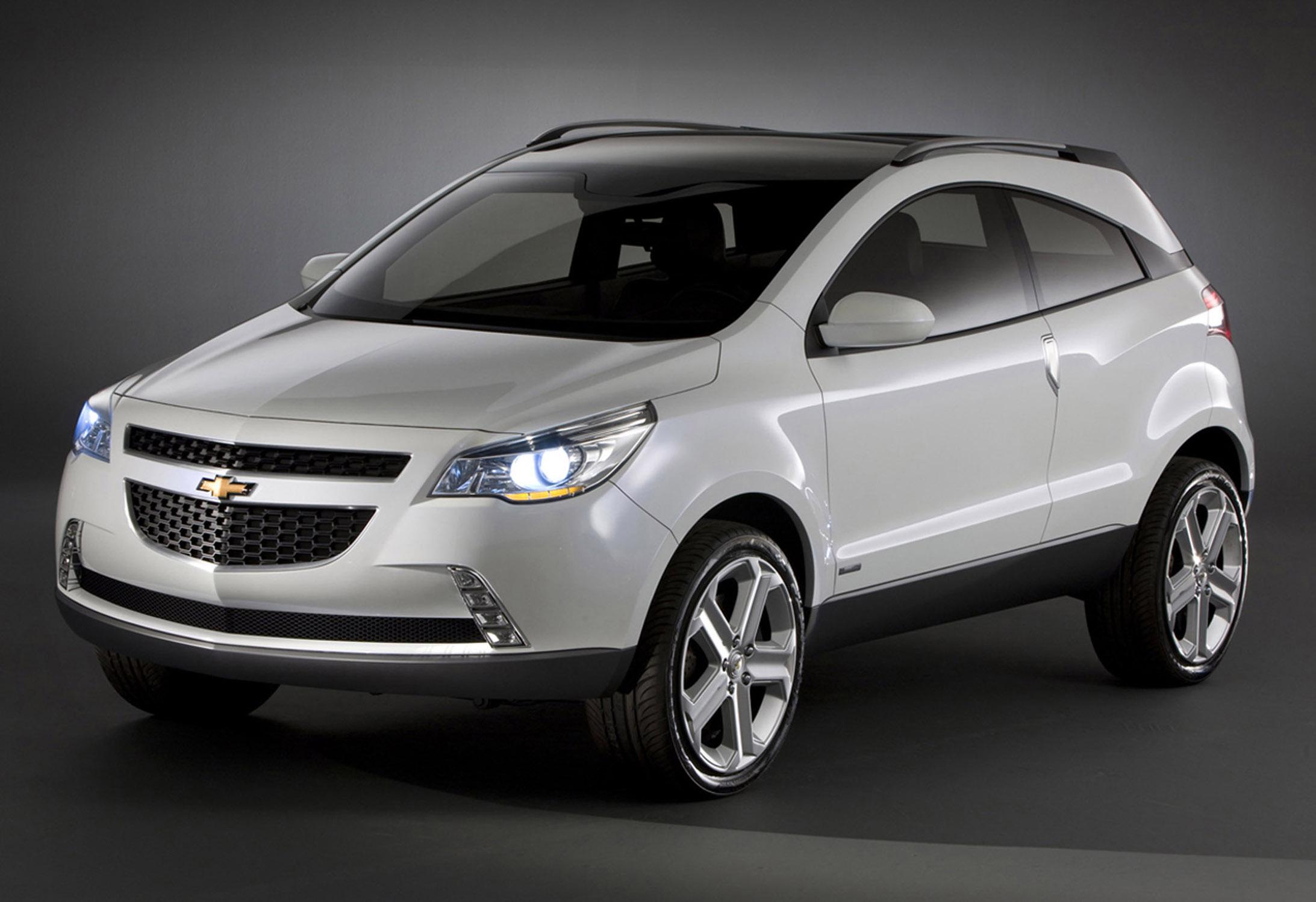 Chevrolet Agile Fotos do Desktop Backgrounds