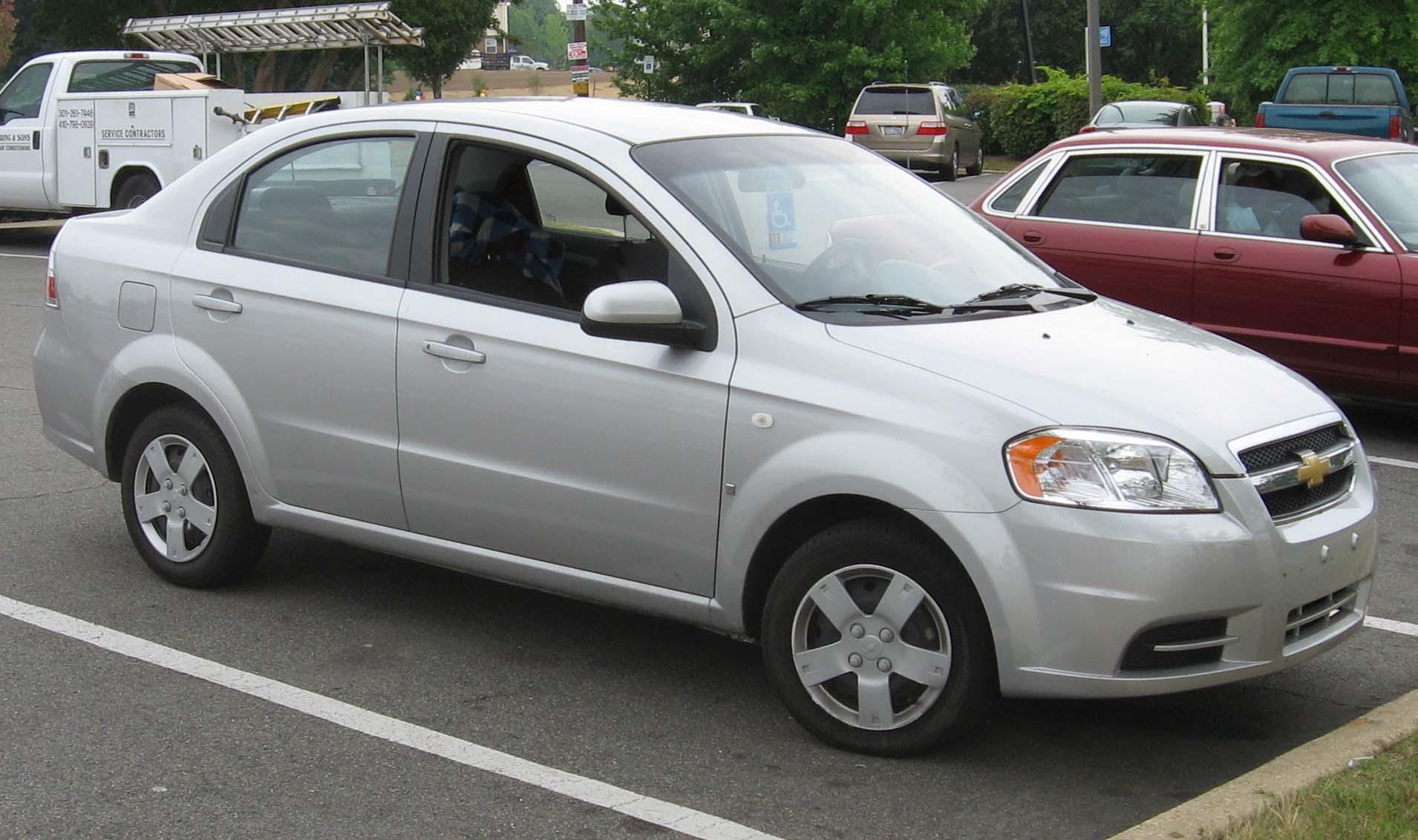 Chevrolet Aveo Listino Prezzi  Usata Wallpaper HD