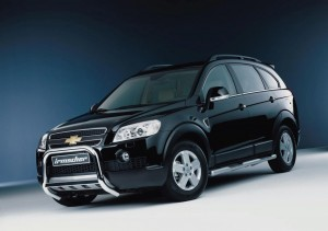 Black Chevrolet Captiva Wallpaper HD Desktop Backgrounds