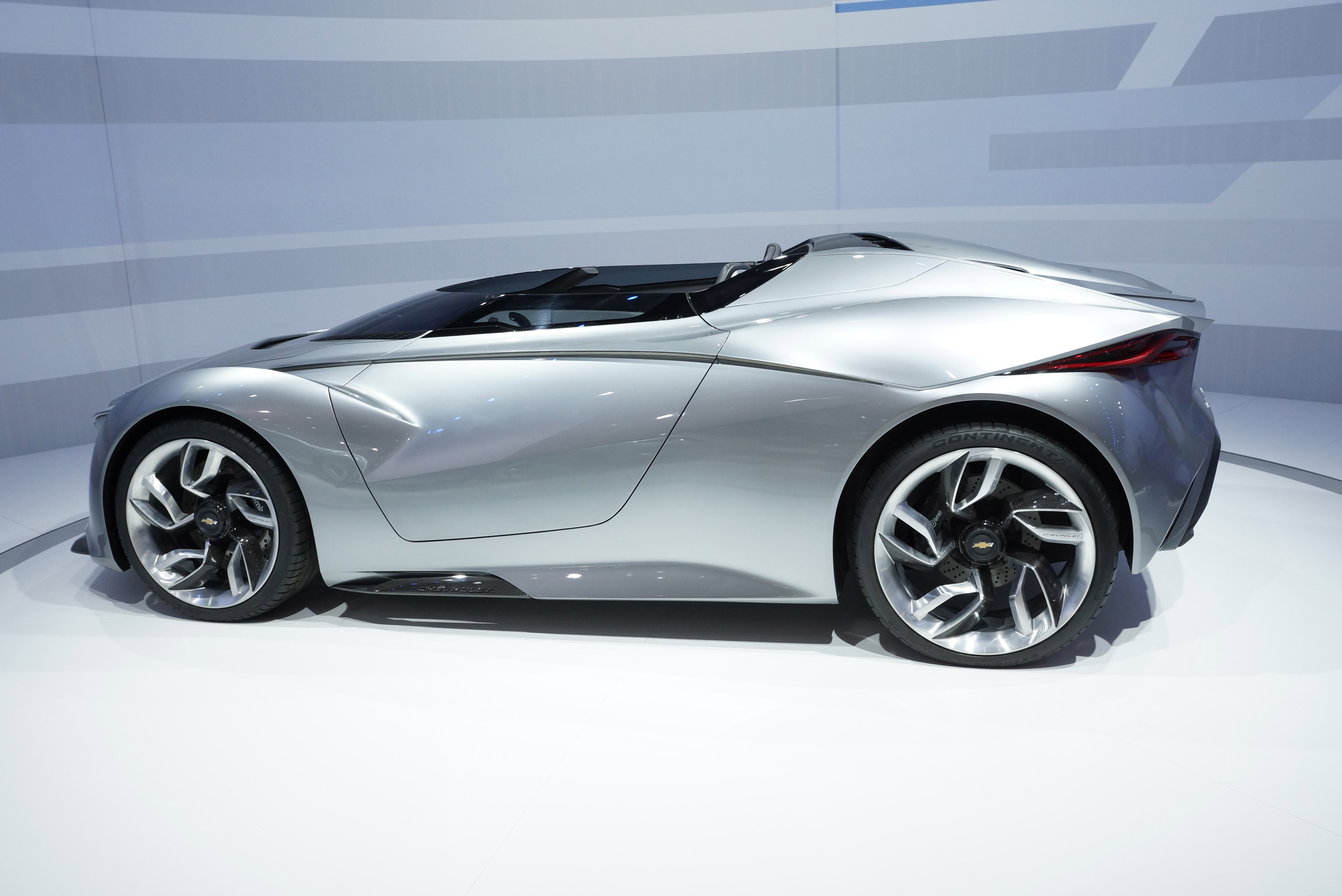 Chevrolet Miray Frankfurt Roadster Concept Car Information Wallpapers For Desktop